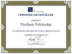 STR Certificated Installer